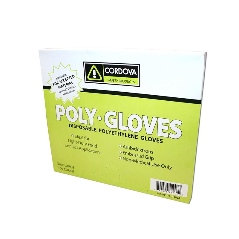 Polyethylene (LDPE) Gloves