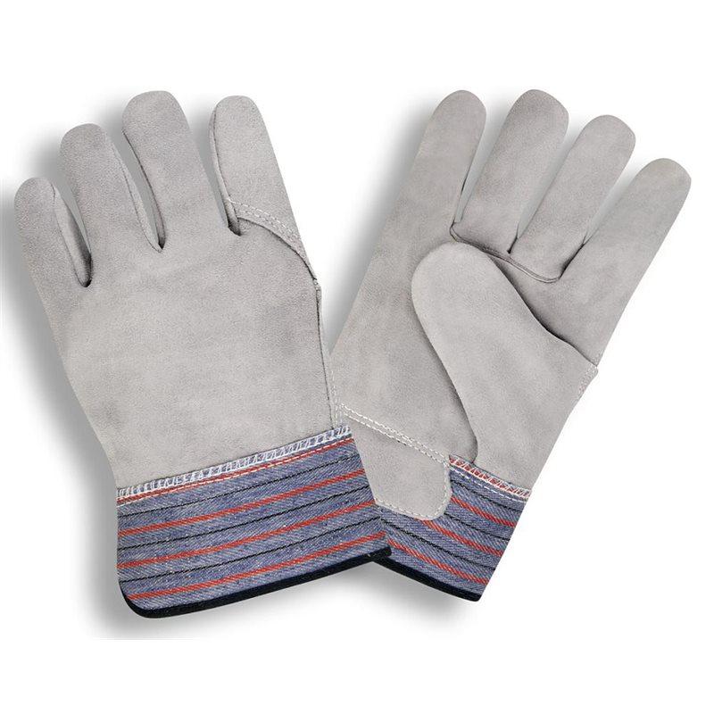 Side Split Leather Gloves
