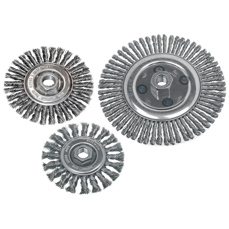 Wire Radial Wheels
