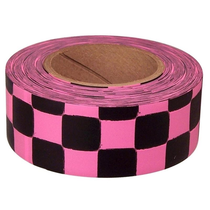 Roll Flagging Checkerboard