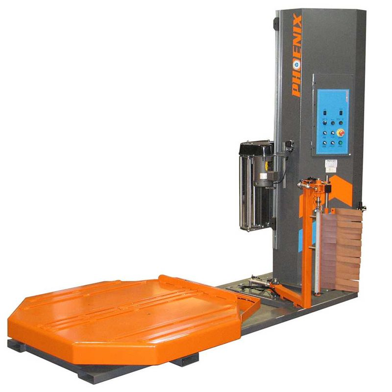 Stretch Wrap Machines and Accessories