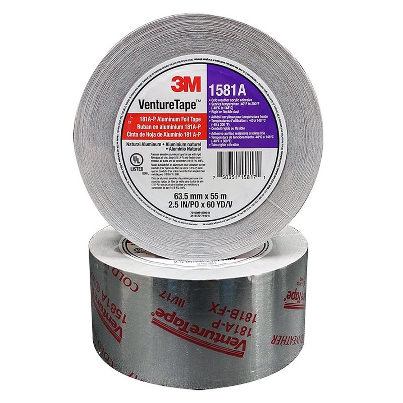 HVAC Foil Tapes