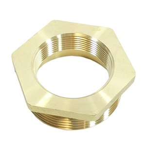 "Bushing 2-1 / 2"" Brass Male NST x 2"" Female NPT (24)"