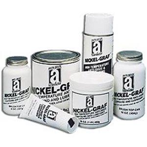 Anti-Seize Nickel-Graf 8lb Can Nickel & Graphite 2600°F (4)