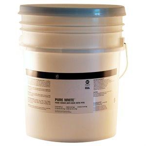 AntiSeize Pure White Compound 35lb Tube w / PTFE 475°F Food Grade USDA & FDA Approved (1)