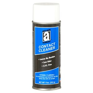 Cleaner Contact 16oz Aerosol Can (13ozNetWt) Flammable (12)