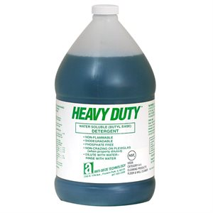 Cleaner / Degreaser Concentrate 1gal Bottle, Heavy Duty (4)