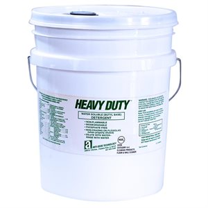 Cleaner / Degreaser Concentrate 5gal Pail, Heavy Duty (1)