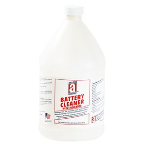 Dressing Battery Cleaner 1 gal Bottle With Acid Indicator (12)