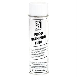 Machinery Lubricant 16oz Aerosol Can(15ozNetWt) Food Grade USDA & FDA (12)