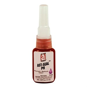 AST-Seal Purple 545 Anaerobic Pneumatic / Hydraulic Thread Sealant 10ml Bottle (10)