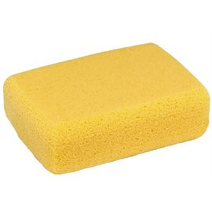 "Grout Sponge X-Large Hydraphilated 7""x 5""x 2"""