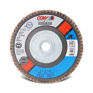 FLD Aluminun Oxide Flap Disc Type 27