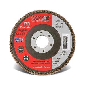 FLD Ceramic XL Flap Disc Type 27