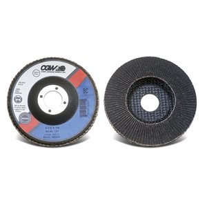 FLD Silicon Oxide Flap Disc Type 27