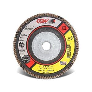 FLD Zirconia XXL Flap Disc Type 27