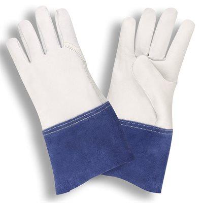 Mig Tig Welders Goat Grain Glove Kevlar® Sewn 4