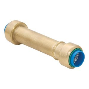 "Push-Fit Repair Coupling 1 / 2""Push Fit x 1 / 2""Push Fit Lead Free Brass (60)"