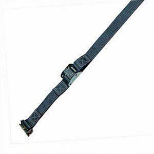 "2""x 16' Grey Strap Cam E Fittings (10) Min.(5)"