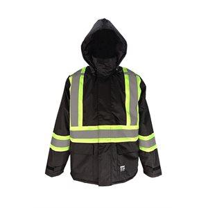 Viking Jacket Insulated Black 6326
