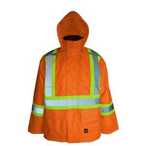Viking Jacket Insulated Orange 6326
