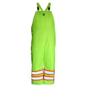 Viking Overalls Insulated Lime 6326