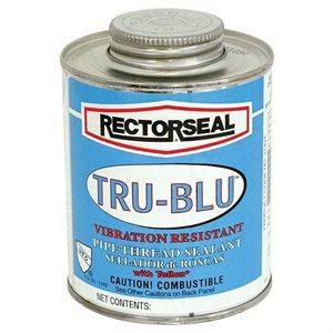 Pipe Sealant RectorSeal TRU Blue with Teflon 8oz (24) Min.(12)