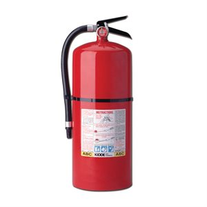 Fire Extinguisher Kiddie Proline 20lb Multi-Purpose ABC 10-A 80-B:C (1)