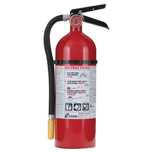 Fire Extinguisher Kiddie Proline 10lb Multi-Purpose ABC 4-A 60-B:C (1)