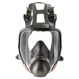3M Full Facepiece 6000 Series Medium 6800 Respirator (4) Min. (1)