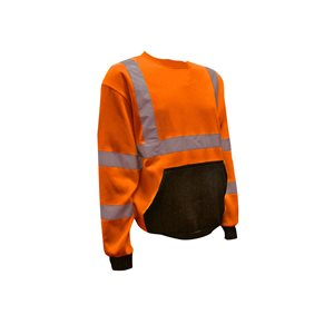 Jacket Sweat Shirt HiVis 405