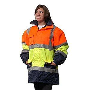 Parka Jacket HiVis 5200