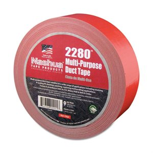 "Red 2""x 60yd 9mil Duct Tape Nashua 2280 (36)"