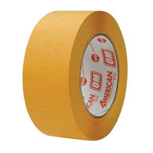 "OrangeMask 1""x 60yd Masking Tape High Temp Premium (36) Min.(9)"