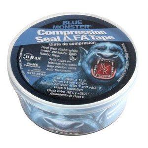 "1""x 12' Blue Monster Compression Seal Tape (10) Min.(1)"