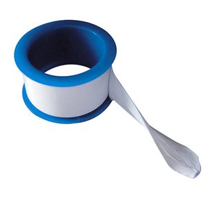 "1 / 2""x 60"" White Core Only Thread Seal Tape (1500) Min.(1500)"