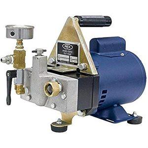 Hydrostatic Pump Test Electric Wheeler Rex (1)